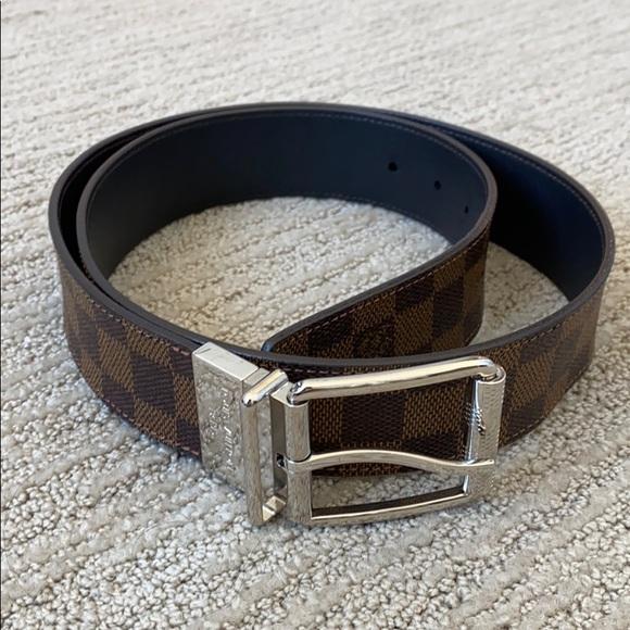 Louis Vuitton Other - Louis Vuitton Mens Belt 95 - 38